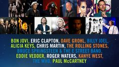 121212 Concert for Sandy Relief will be on tonight at 7:30 pm EST. See who is performing!! Pluto will be live tweeting. Check us out!