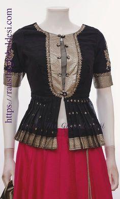 Designer Dresses From Luxury Brands Choli Designs, Kurta Designs, Saree Blouse Neck Designs, Dress Neck Designs, Fancy Blouse Designs, Kurti Designs Party Wear, Sari Design, Frock Design, Indian Designer Outfits
