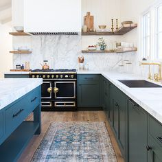 15 Reasons Why You Need A Persian Rug In Your Kitchen - 15 Reasons Why You Need A Persian Rug In Your Kitchen - Photos