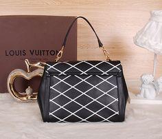 LV new stripe – Black – CHICS – Beautiful Handbags & Accessories