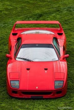 Retro Cars, Vintage Cars, Most Expensive Luxury Cars, Exotic Sports Cars, Exotic Cars, Ferrari F40, Sexy Cars, Sport Cars, Custom Cars