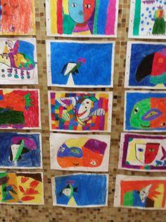 #PRIC Els alumnes de primer treballem Picasso. pic.twitter.com/IbZNPiQyn3