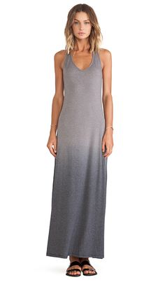 Love this ombre maxi