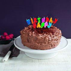 Recette - Gâteau d'anniversaire au Cacolac®   Notée 5/5