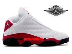 buy online c2970 8528f Air jordan 13 IV Retro Low - Chaussures Baskets Offciel Pas Cher Pour Homme  Varsity
