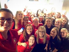 Wales Netball: The Welsh National Netball team took this cool squad selfie in June 2016. Clare Jones of the Celtic Dragons and the Welsh Netball teams, took the pictured as the team waited at Istanbul airport for a flight back to Gatwick after a big game.