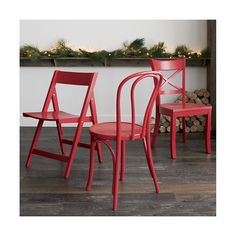 Constance Metal Dining Chairs Set Of 2 Championship