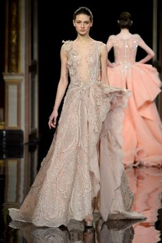 ZIAD NAKAD HAUTE COUTURE SPRING 2017 COLLECTION ...