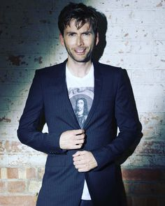 Newly released photo of David Tennant from the 2009 Observer photoshoot