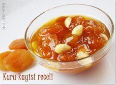 kuru kayısı reçeli Gelee, Turkish Kitchen, Confectionery, Turkish Recipes, Jam Recipes, Dessert Recipes, Desserts, Sweet And Salty, Salty Foods