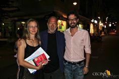 Elena Torre, Massimo Picozzi e Alessandro Schiavetti