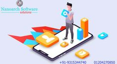 In Modern technical era, smartphones, tablets and other touch screen devices have changed the digital world. Nanoarch Software Solution is a primary Mobile App Development Company in Delhi where we. Mobile Application Design, Android Application Development, Mobile App Development Companies, Web Development Company, Software Development, Web Design Company, Ui Design, A Team, Apps