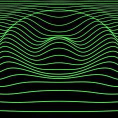 This Animated Waveform Ripple.