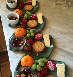 Cheese & fruit plate assembly line getting ready for today's arrivals. We think delight (and snacks) should never be overrated. #surprise #snacks #treats #cheese&fruitplatter #Calistoga #wonderfulguests #fruit #trailmix #strawberries #healthyfood #healthylifestyle #explore #travel #wanderlust #weekend #welcome #visitnapavalley @visitcalistoga by brannancottageinn