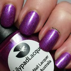 Lilypad Lacquer National Beauty