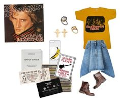 """""""Rod Stewart- Mandolin Wind"""" by jillian-bremner3 ❤ liked on Polyvore featuring Moschino, Mudd, ASOS, Byredo, CASSETTE and CellPowerCases"""