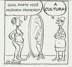 """Mudar a cultura machista: desinteriorizar o machismo (ilustração: movimento """"Marcha das Vadias do Rio de Janeiro"""")."""