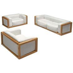 Carlo Scarpa 'Cornaro' Living Room Set For Sale