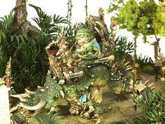 [Commission/Golden Demon]GDUK2013 Finalist Lizardmen Diorama - Forum - DakkaDakka | You can only blame the dice for so long.