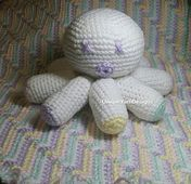 Ravelry: Baby Octopus Plushie pattern by Stephanie Grant