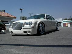 Modified Cars: Modified Chrysler 300c