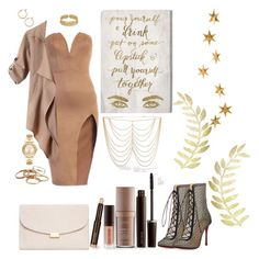 """⚜️⚜️⚜️"" by saraprifti ❤ liked on Polyvore featuring Christian Louboutin, Chanel, Kendra Scott, Michael Kors, Nordstrom, Monki, Mansur Gavriel, Laura Mercier, Livingly and Oliver Gal Artist Co."