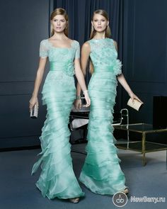 Evening Dresses Two by Rosa Clará 2014