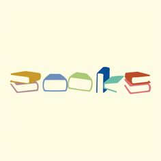 Books typography