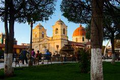 https://flic.kr/p/GHbyfh   Catedral de Huancayo, Junin Foto: Martintoy