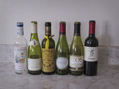 How to preserve an open bottle of wine...