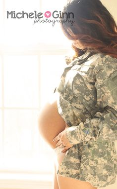 NC Photographer Army Maternity