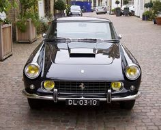 Fancy - 1958 Ferrari 250 PF Coupe #cars