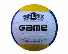 Selex Game Voleybol Topu - 4 astar , poliüretan yumuşak deri, lateks iç lastik.  PVC malzemeden üretilmiş dikişli voleybol topudur.  Her zeminde ve okullarda kullanıma uygun dayanıklı ve sağlam olarak imal edilmiştir.  Okulların tercih ettiği voleybol toplarının başında gelir. - Price : TL46.00. Buy now at http://www.teleplus.com.tr/index.php/selex-game-voleybol-topu.html