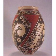 Enrique Pedragon Fine Mata Ortiz Pottery