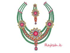 If you love to design jewelry but does not have perfection in your hand let us do it for you come and join to sharpen your skills Crochet Necklace, Beaded Necklace, Gold Necklaces, Gem Drawing, Jewelry Design Drawing, Jewelry Illustration, Designs To Draw, Turquoise Necklace, Gems