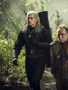 Henry Cavill · The Witcher The Witcher Geralt, Witcher Art, Henry Cavill, The Witchers, The Last Wish, Black Claws, The Witcher Books, Yennefer Of Vengerberg, A Kind Of Magic