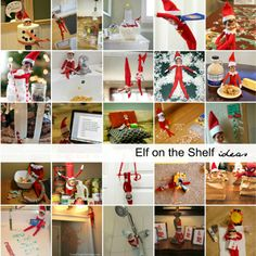 Elf on the Shelf Ideas - The Idea Room
