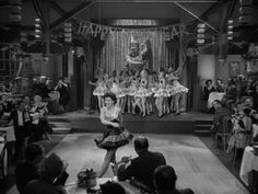 New Year's Eve scene from Ater the Thin Man, 1936