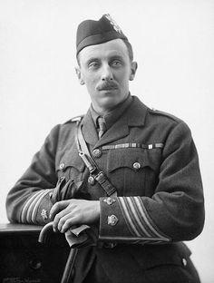 Lt Col Lewis Pugh Evans VC CB 2nd Bn Black Watch 4th October 1917 Zonnebeke Belgium WWI