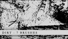 Dirty Grunge 57 - Download  Photoshop brush http://www.123freebrushes.com/dirty-grunge-57/ , Published in #GrungeSplatter. More Free Grunge & Splatter Brushes, http://www.123freebrushes.com/free-brushes/grunge-splatter/ | #123freebrushes