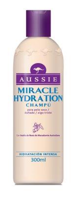 AUSSIE MIRACLE HYDRATATION CHAMPU