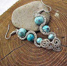Earrings - Rain stone - 7863817_
