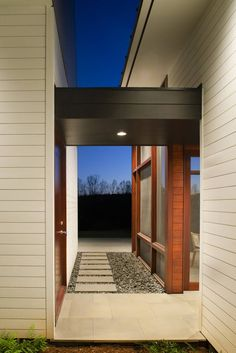 Becherer House / Robert M. Gurney Architect/ Albemarle County, Virginia, USA