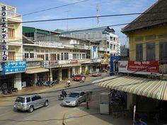 Battambang, Cambodja