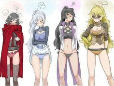 All Anime, Anime Henti, Kawaii Anime, Anime Art, Yuri Anime, Rwby Anime, Rwby Fanart, Skullgirls, Life Choices