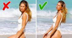 Топ-модели поделились секретами удачных снимков вкупальнике