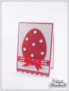 • Ręcznie • Sweet Wielkanoc z życzeniami