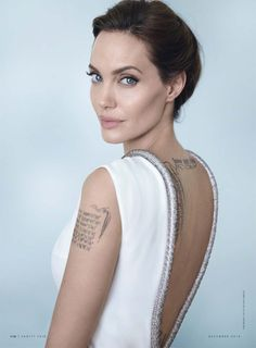 Angelina Jolie Opens Up About Her Wedding and Marriage to Brad Pitt: It Feels Nice to Be Husband and Wife
