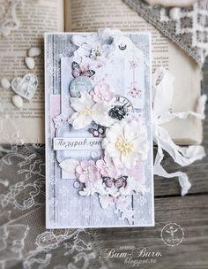 Bee Shabby: Шоколадницы от Лены Dzyn. Вдохновение коллекцией Wedding