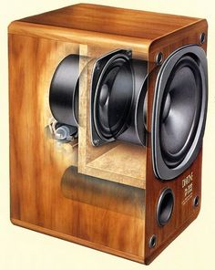 diatone ds-100z/ddss : double drive speaker system